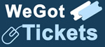 Visit the WeGotTickets website